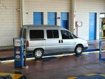 Teknisk kontroll för bil Royaltyfri Fotografi