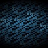 Tekniskt avancerad mörk futuristisk bakgrund Arkivbilder