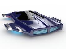 Teknologi för bil för begreppssvävandebil H3 Arkivfoto