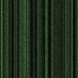 teknologi för matris för binär kod för bakgrund framtida stock illustrationer