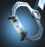 Teknologi mot virus- sjukdomar Arkivbild