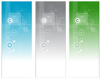 Teknologibaner Arkivfoton