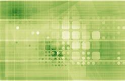 Teknologibegrepp royaltyfri illustrationer