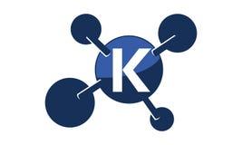 Teknologilösningar initialt K Royaltyfri Bild