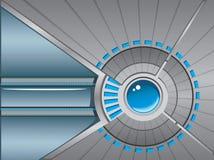 teknologisk bakgrund Arkivbild