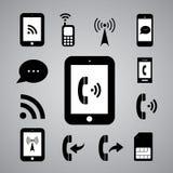 Teknologisymbol Fotografering för Bildbyråer