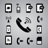 Teknologisymbol Royaltyfria Foton