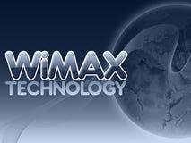 teknologiwimax Fotografering för Bildbyråer