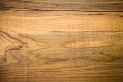 Tekowy Drewniany tło fotografia royalty free