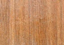 Tekowy drewniany tekstury tło Obrazy Royalty Free