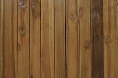 Tekowy drewno zdjęcia stock