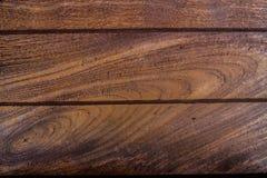 Tekowy drewno wzór fotografia stock