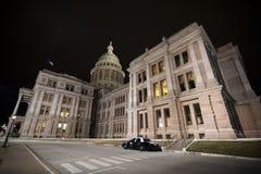 Teksas Capitol północnego zachodu kąt Zdjęcia Stock