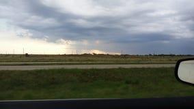 Teksas deszcz Zdjęcie Stock