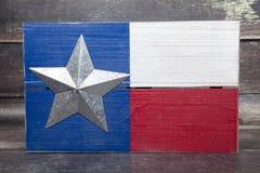 Teksas flaga obrazy royalty free