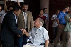 Teksas gubernatora rasa Obrazy Royalty Free