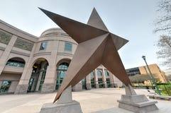 Teksas gwiazda obrazy stock