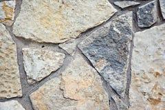 Teksas kamienia tekstura Zdjęcie Royalty Free