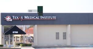 Teksas Medyczny instytut, Fort Worth, Teksas obraz royalty free