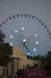 Teksas stanu Ferris Uczciwy koło Zdjęcie Stock
