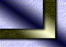 Tekst-Background3 Royalty-vrije Stock Foto
