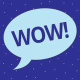 Teksta znaka seansu no! no! Konceptualnej fotografii sukcesu Rewelacyjny odciśnięcie i ekscytuje someone Ekspresowa admiracja royalty ilustracja