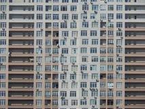 Tekstur fasad cegły brukowanie Zdjęcia Stock