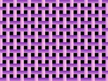 Tekstur purpur warkocze na ciemnym tle ilustracji