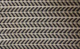 Tekstur szarość czekania dywanowy wzór obrazy stock