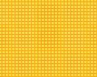 tekstur złociste płytki Obrazy Stock
