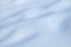 Tekstura śniegu tło Obrazy Royalty Free