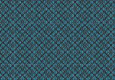 Tekstura abstrakt wyplatać linie Przypadkowa niciana struktura Rewolucjonistki zielona błękitna pomarańcze wałkoni się wapna brąz Zdjęcie Royalty Free