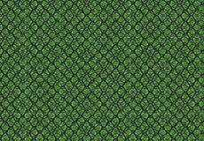 Tekstura abstrakt wyplatać linie Przypadkowa niciana struktura Rewolucjonistki zielona błękitna pomarańcze wałkoni się wapna brąz Obrazy Royalty Free