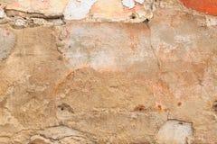 Tekstura antyczna kamienna ściana, tło fotografia royalty free
