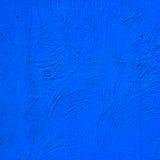 Tekstura błękitna ściana obrazy stock