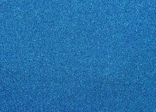 Tekstura błękitny błyskotliwość papier zdjęcie royalty free