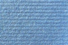 Tekstura błonnik Błękitny błonnik fotografia stock