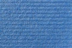 Tekstura błonnik Błękitny błonnik obrazy royalty free