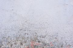 Tekstura betonowa ściana z pęknięciami i narysami które mogą używać jako tło zdjęcia stock