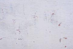 Tekstura betonowa ściana z pęknięciami i narysami które mogą używać jako tło obraz royalty free