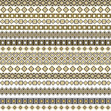 tekstura bezszwowy wektor geometryczny wzór Zdjęcia Royalty Free