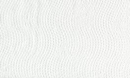 Tekstura biały tkankowy papier, tło lub tekstura, fotografia stock