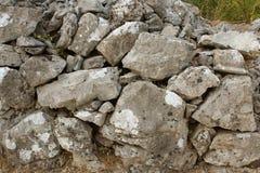 Tekstura brogujący kamienni bloki Obrazy Stock
