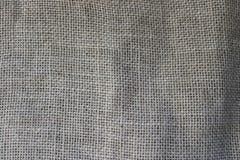 Tekstura brown stara kanwa, bieliźniany naturalny materiał z prostacki pionowy przeplatać włókna tkanina fotografia stock