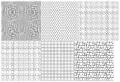 Tekstura brukowe cegiełki Zdjęcie Royalty Free