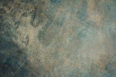 Tekstura cementowy ścienny błękit Obrazy Stock