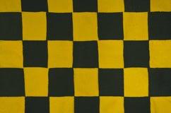 Tekstura chessboard obrazy royalty free