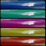Tekstura chmurny niebo Obrazy Stock