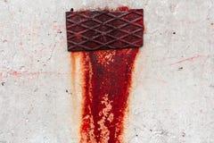 Tekstura, ?ciana, beton, ja mo?e u?ywa? jako t?o fotografia royalty free