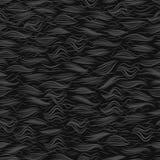 Tekstura czarny futerko ilustracji
